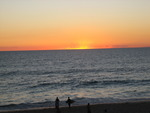 Perth - Sunset at Cottesloe beach_1.jpg