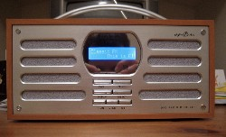 My new DAB digital radio