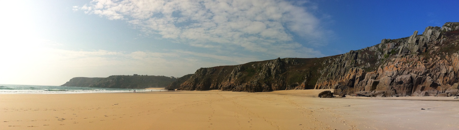 A Cornish Beach