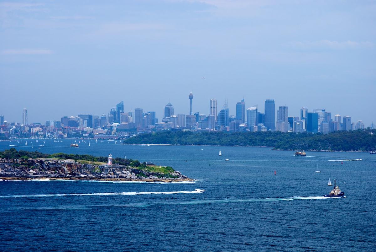 Port Jackson Australia Sydney Check Out Port Jackson