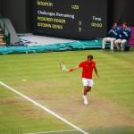 Olympic Tennis 16