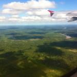 Leaving the Amazon