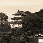 Watchtower at the Imperial Palace
