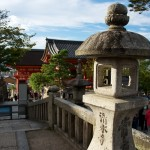 Approach to Kiyomizu-dera