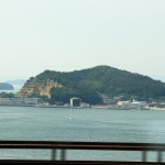 Crossing to Shikoku Island