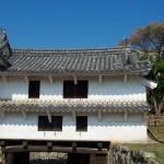 Gatehouse at Himeji castle