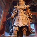 Inside Tōdaiji