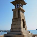 Tomonoura Lighthouse